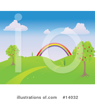 Rainbow Clipart #14032 by Rasmussen Images