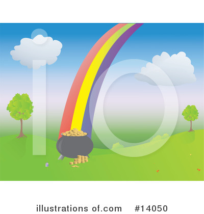 Rainbow Clipart #14050 by Rasmussen Images
