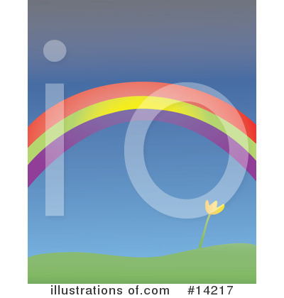 Rainbow Clipart #14217 by Rasmussen Images