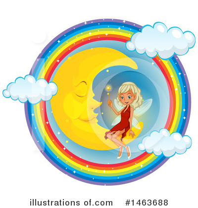 Fairy Clipart #1463688 by Graphics RF