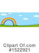 Rainbow Clipart #1522921 by Graphics RF