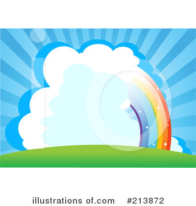 Rainbow Clipart #213872 by Pushkin