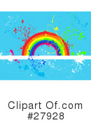 Rainbow Clipart #27928 by KJ Pargeter