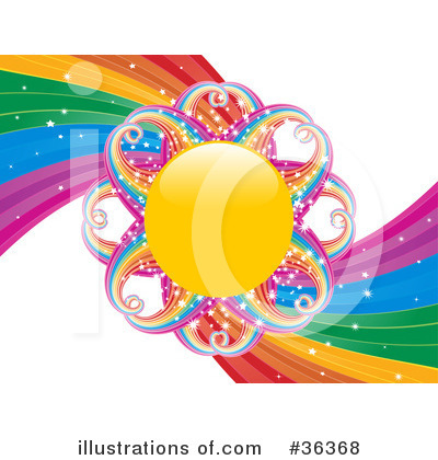 Rainbow Clipart #36368 by elaineitalia