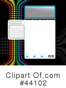 Royalty-Free (RF) rainbow Clipart Illustration #44102