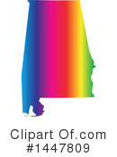 Rainbow State Clipart #1447809