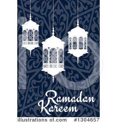 Ramadan Kareem Clipart #1304657 by Vector Tradition SM