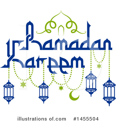 Ramadan Kareem Clipart #1455504 by Vector Tradition SM