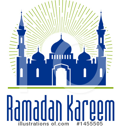 Ramadan Kareem Clipart #1455505 by Vector Tradition SM