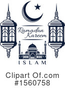 Ramadan Clipart #1560758 by Vector Tradition SM
