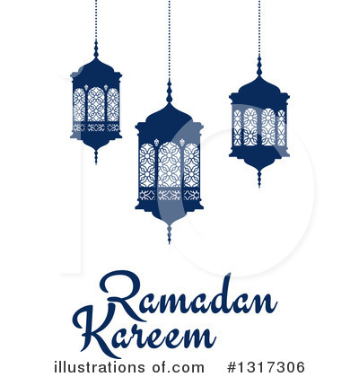 Ramadan Kareem Clipart #1317306 by Vector Tradition SM