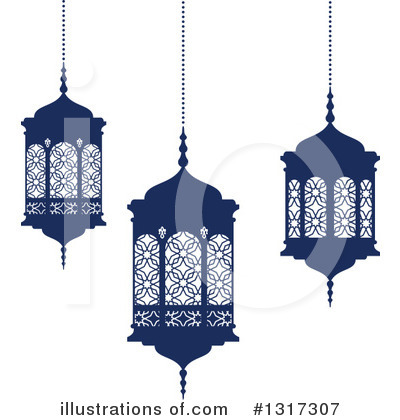 Ramadan Kareem Clipart #1317307 by Vector Tradition SM