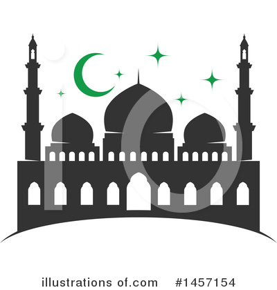 Ramadan Kareem Clipart #1457154 by Vector Tradition SM