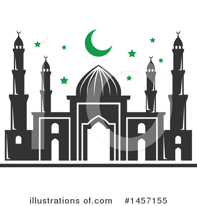 Ramadan Kareem Clipart #1457155 by Vector Tradition SM