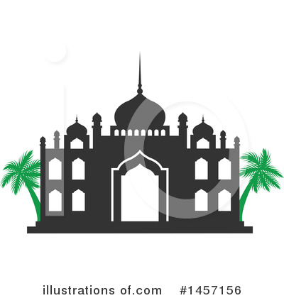 Muslim Clipart #1457156 by Vector Tradition SM