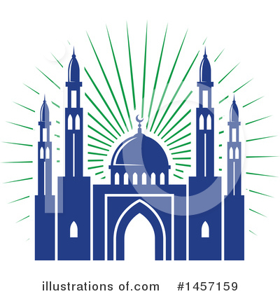 Muslim Clipart #1457159 by Vector Tradition SM