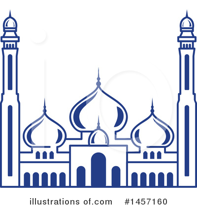 Muslim Clipart #1457160 by Vector Tradition SM