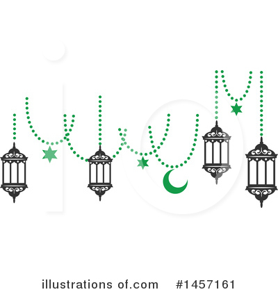 Ramadan Kareem Clipart #1457161 by Vector Tradition SM