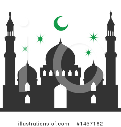 Ramadan Kareem Clipart #1457162 by Vector Tradition SM
