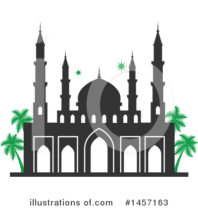 Ramadan Kareem Clipart #1457163 by Vector Tradition SM