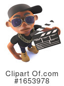 Rapper Clipart #1653978 by Steve Young
