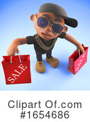 Rapper Clipart #1654686 by Steve Young