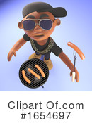 Rapper Clipart #1654697 by Steve Young
