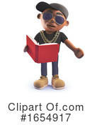 Rapper Clipart #1654917 by Steve Young