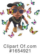 Rapper Clipart #1654921 by Steve Young