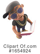 Rapper Clipart #1654924 by Steve Young