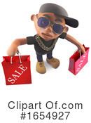 Rapper Clipart #1654927 by Steve Young