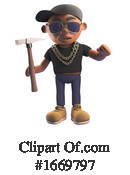 Rapper Clipart #1669797 by Steve Young
