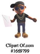 Rapper Clipart #1669799 by Steve Young