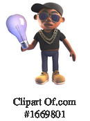 Rapper Clipart #1669801 by Steve Young
