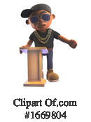 Rapper Clipart #1669804 by Steve Young