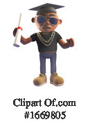 Rapper Clipart #1669805 by Steve Young