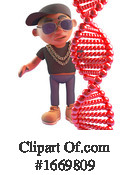 Rapper Clipart #1669809 by Steve Young