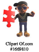 Rapper Clipart #1669810 by Steve Young