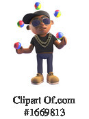 Rapper Clipart #1669813 by Steve Young
