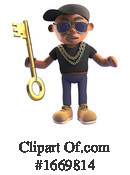 Rapper Clipart #1669814 by Steve Young