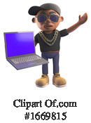Rapper Clipart #1669815 by Steve Young
