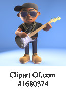 Rapper Clipart #1680374 by Steve Young