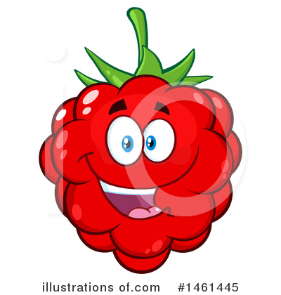 Berry Clipart #1461445 by Hit Toon