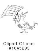 Royalty-Free (RF) Rat Clipart Illustration #1045293