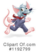 Rat Clipart #1192799 by AtStockIllustration