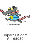 Royalty-Free (RF) Rat Clipart Illustration #1198030