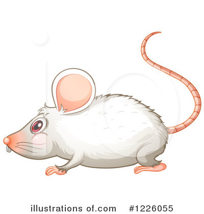 Rat Clipart #1226055 by Graphics RF