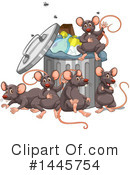Rat Clipart #1445754 by Graphics RF