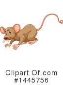 Rat Clipart #1445756 by Graphics RF