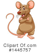 Rat Clipart #1445757 by Graphics RF